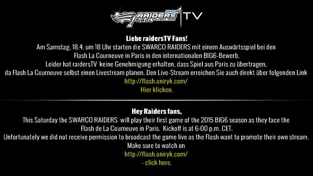 raidersTV